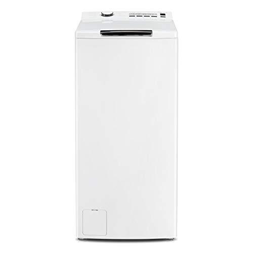 Midea Toplader Waschmaschine TW 3.62 / 6,5 KG Fassungsvermögen / Energieeffizienzklasse A+++ / 1200 U/min / Soft Opener, weiß