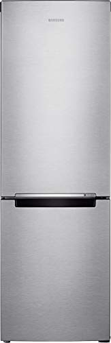 Samsung RL30J3005SA/EG Kühl-/GefrierKombination, 178 cm Höhe, 249 kWh/Jahr, 213 L Kühlteil, 108 L Gefrierteil, Silber, No Frost+, Digital Inverter Technologie