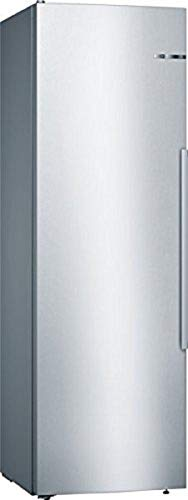 Bosch KSV36AI4P Serie 6 Freistehender Kühlschrank / A+++ / 186 cm / 75 kWh/Jahr / Inox-antifingerprint / 346 L / VitaFresh plus / EasyAccess Shelf