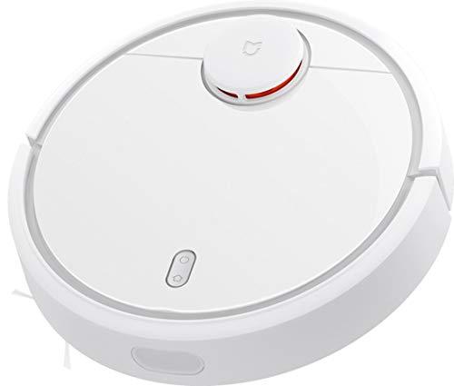 Xiaomi SDJQR02RR 6970244529862 Roboter-Staubsauger Alu Weiß, white (weiß), one size