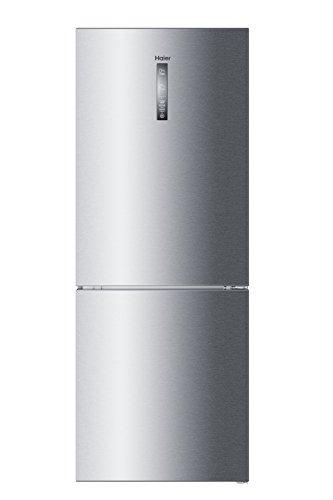 Haier C3FE844CGJ Kühl- Gefrierkombination/A+++/190,5cm Höhe/70 cm Breite/ 214 kWh/Jahr/314 L Kühlteil/136 L Gefrierteil/Inverter Kompressor /LED-Beleuchtung