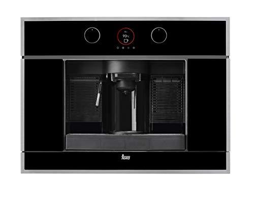 Teka CLC 835 MC 40589513 Einbau-Kaffeemaschine / 33 cm / 5 Kaffeeadapter (Nespresso, Lavazza, Caffitaly/Tchibo, Easy Serving Espresso, gemahlener Kaffee)