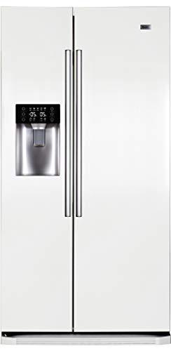 Haier HRF-628IW6 Wasserspender und Ice Crusher, A+, 179 cm, 420 kWh/Jahr, 375 L Kühlteil, 175 Gefrierteil