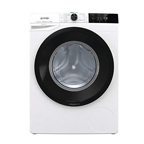 Gorenje WEI 86 CPS Waschmaschine / 8 kg/ 1600 U/min/ Edelstahltrommel/ Schnellwaschprogramm/ A+++/mit Dampffunktion