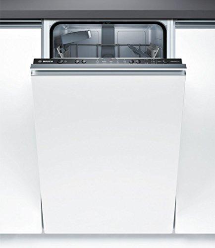 Bosch SPV25CX03E Geschirrspüler Vollintegriert / A+ / 220 kWh/Jahr / 2380 L/jahr / Aqua Sensor / Active Water Hydrauliksystem / Edelstahl