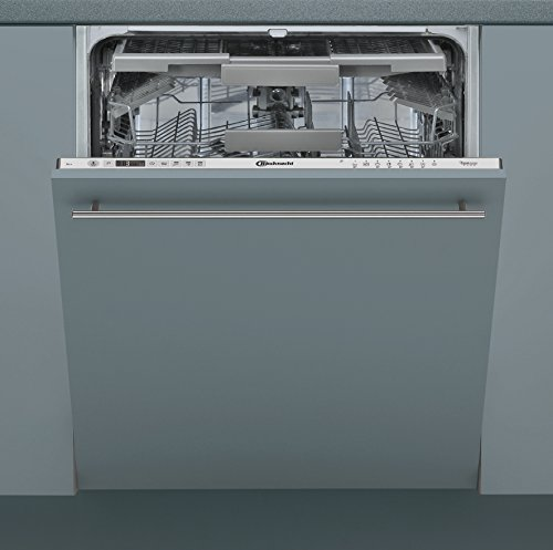 Bauknecht BIC 3C26 PF Geschirrspüler Vollintegriert, A++, 60 cm, 266 kWh/Jahr, 14 MGD, Power Clean, Option Multizone, Besteckschublade Pro Space