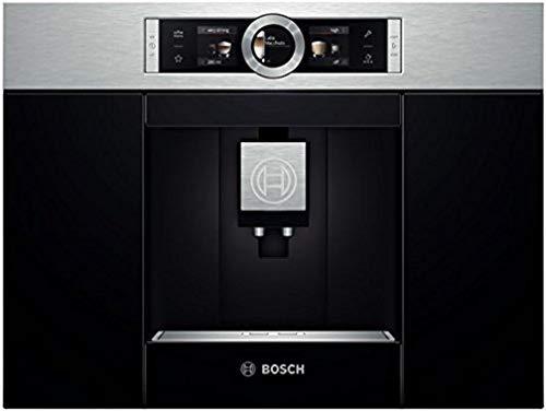 Bosch CTL636ES1 Einbau-Kaffee-Vollautomat Edelstahl