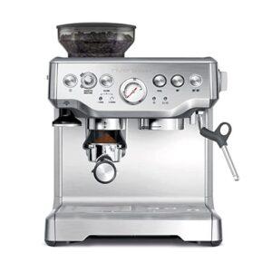 Espressomaschine mit Mahlwerk Test