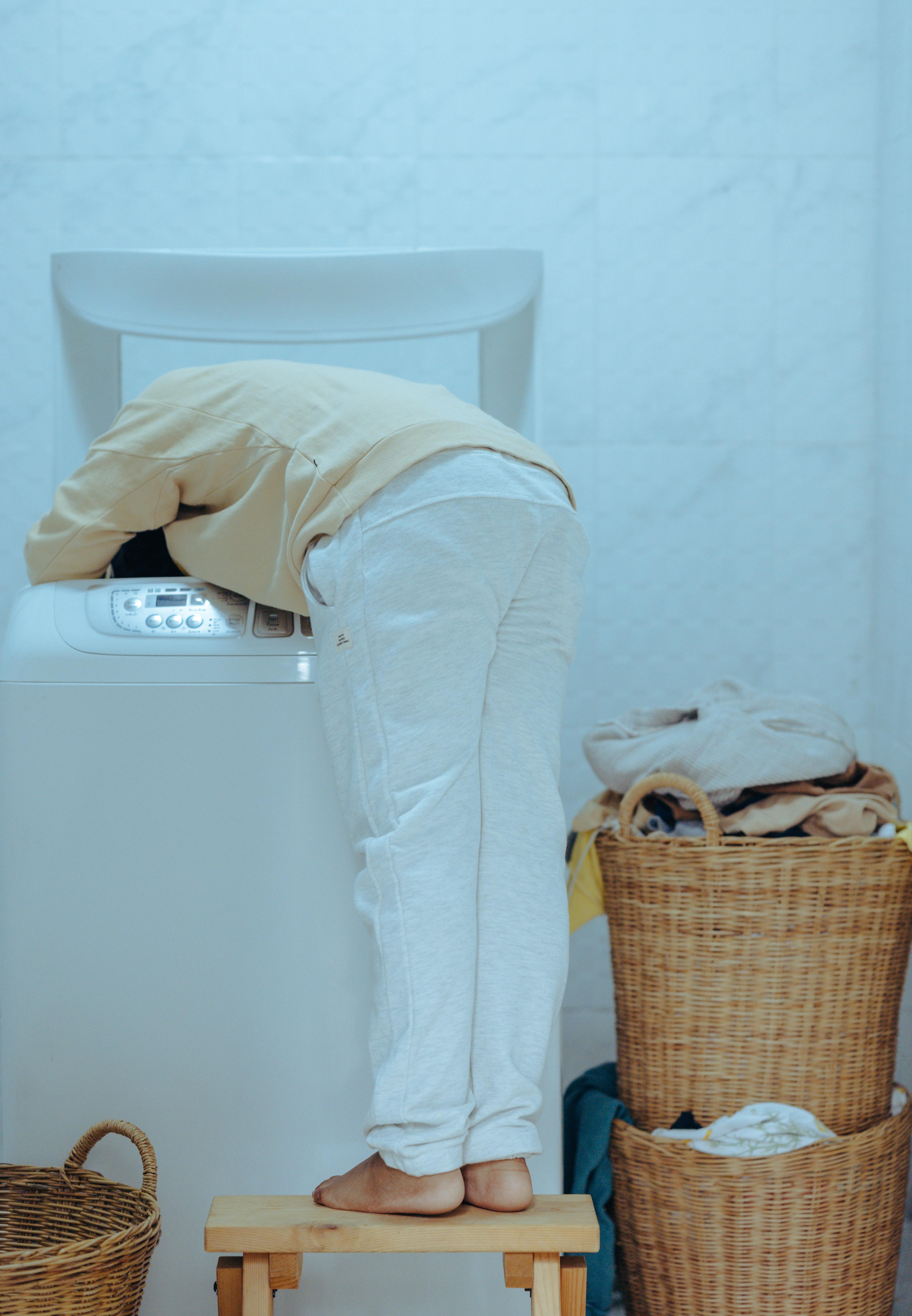 Waschmaschine anschließen