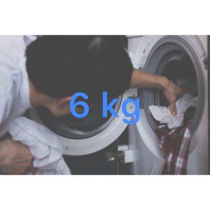 Waschmaschine 6 kg Test